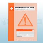 Near Miss Record Book, A4