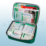 Small Workplace First Aid Kit Nylon Case - BS8599-1:2011