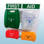 Evolution British Standard Compliant Complete First Aid Point & Kit (Medium)