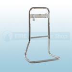 FireChief Chrome Tubular Double Stand