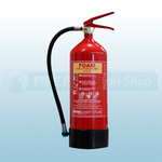 FireChief F-Plus 6Ltr Foam Fire Extinguisher