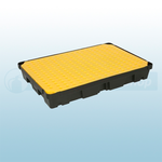 Spill Tray with Platform