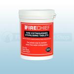 Extinguisher Sterilising Tablets