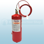 Flexitec FL02-060-P 6 Litre Foam Fire Suppression Unit with Pressure Switch
