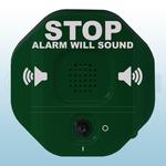 STI-6400-G Green Exit Stopper Multi-Function Door Alarm