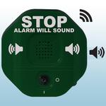 STI-6400WIR-G Wireless Exit Stopper Multi-Function Door Alarm