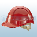 Red Vented Premium Safety Helmet