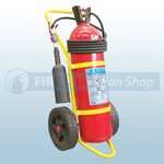 Titan 20Kg Co2 Wheeled Fire Extinguisher (M.E.D)