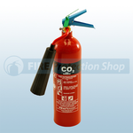 FirePower 2Kg Non Magnetic Co2 Fire Extinguisher