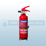 Commander Edge DP1E 1Kg Dry Powder Fire Extinguisher