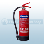 Commander Edge DP4E 4Kg Dry Powder Fire Extinguisher
