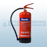 Commander Edge DP6E 6Kg Dry Powder Fire Extinguisher