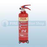 Firechief 1 Litre AFFF Foam Fire Extinguisher