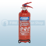 FireChief 800g ABC Dry Powder Fire Extinguisher