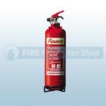 Commander 1Ltr AFFF Foam Fire Extinguisher