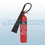 Firechief XTR 5 Kg Aluminium CO2 Fire Extinguisher