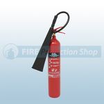Firechief XTR 5 Kg Steel CO2 Fire Extinguisher