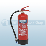 Firechief XTR 4 Kg ABC Dry Powder Fire Extinguisher