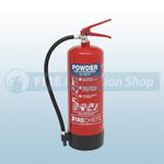 Firechief XTR 6 Kg ABC Dry Powder Fire Extinguisher