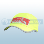 High Visibility Fire Marshal Cap