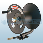 C208 Reelworks Powder Coated Manual Rewind Reel