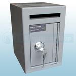 Mini Teller Deposit Safe - Key Lock