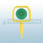 Chubb Pin & Green Ok Indicator (Pack Of 25)