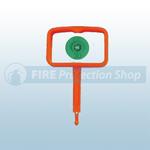 Gloria Pin & Green Ok Indicator (Pack Of 25)