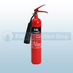 PowerX 2Kg Co2 Fire Extinguisher