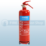 PowerX 2Kg ABC Dry Powder Fire Extinguisher