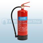 PowerX 9Kg ABC Dry Powder Fire Extinguisher