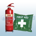 Taxi / Private Hire / Hackney Carriage Fire Safety Pack