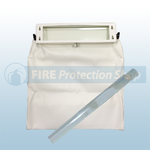 Mailguard Fire Protection Bag With Extinguisher Tube