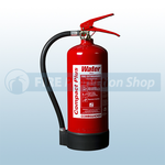 Commander WS EX3A 3Ltr Water Additive Compact Plus Fire Extinguisher