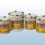 Intumescent Coating (Clear Matt Finish Kit)
