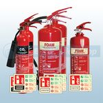 Medium / Large Office Fire Safety Pack