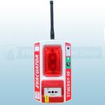 Evacuator Synergy Wireless Call Point Nurse Call Fire Alarm