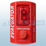Evacuator Sitemaster PB Push Button Site Fire Alarm - FMCEVASMPB