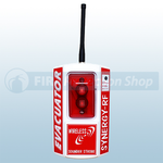 Evacuator Synergy-RF Wireless Sounder Strobe Fire Alarm