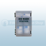 Standard Eyewash Station (Blue Dot)