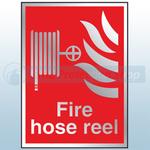 Prestige Fire Hose Reel Sign