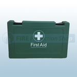 50 Person (50E) HSE 10 Person HSE Compliant First Aid Kit (Blue Dot)