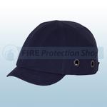 Safety Baseball Cap With Short Peak