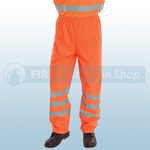 Railspec Orange Hi-Visibility PUT EN ISO 20471 Trousers