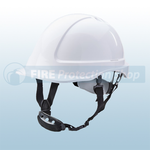 Safety Helmet With Reduced Peak