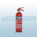 Firechief XTR 1 Kg ABC Dry Powder Plus Fire Extinguisher