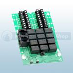 C-Tec (CFP764) Relay Output Card (8 Output Per Zone Relays)