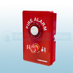 CommandAlert Push Button Alarm
