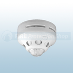 EDA Zerio Plus D6030 Radio Combined Heat Detector And Sounder With LED Beacon