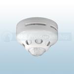 EDA Zerio Plus R6030 Radio Combined Optical Smoke Detector And Sounder With LED Beacon
